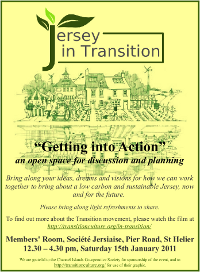 Getting Into Action Flyer